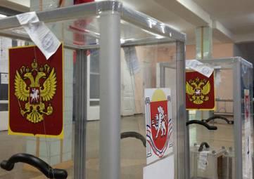 Избирком Крыма зарегистрировал почти 700 кандидатов в депутаты в Госсовета республики