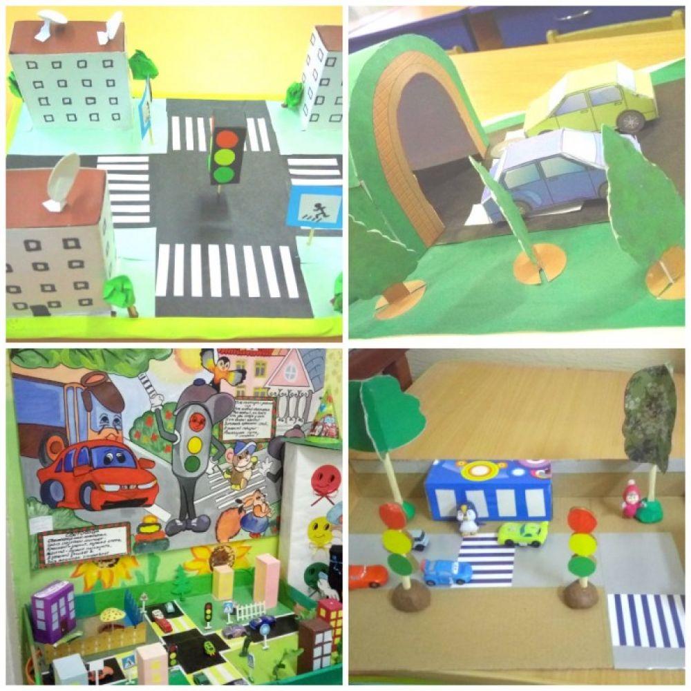 ГИБДД проводит уроки безопасности в детских садах Феодосии