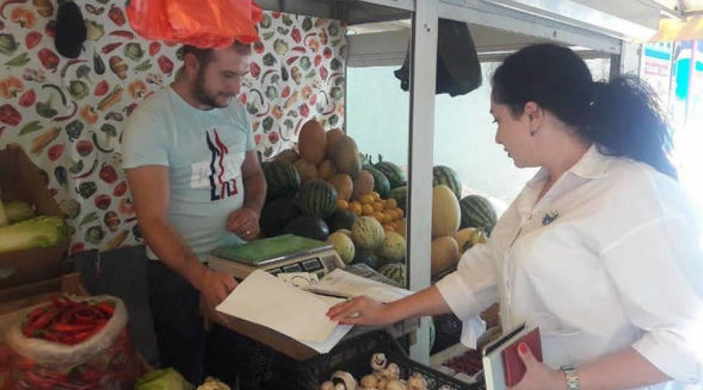 Комиссия в Симферополе обнаружила очередные незаконные торговые объекты