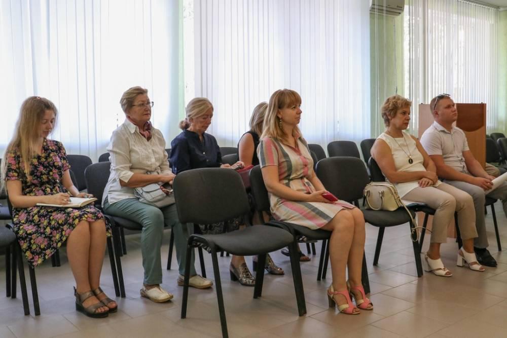 Состоялось совещание по вопросам обеспечения фитосанитарной обстановки на территории города