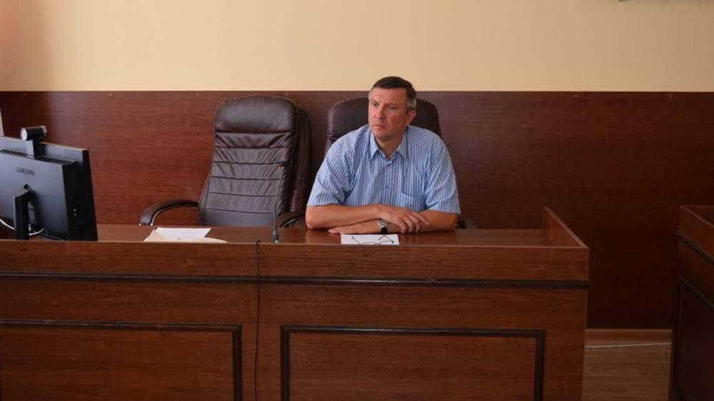 Глава админстрации города Джанкоя провел заседание антитеррористической комиссии