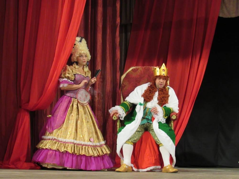 Феодосийцев приглашают на музыкальную сказку «Принцесса и Свинопас»