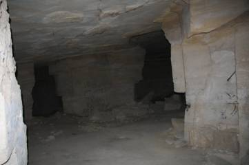 Недалеко от Феодосии есть место где много летучих мышек, темно и жутко