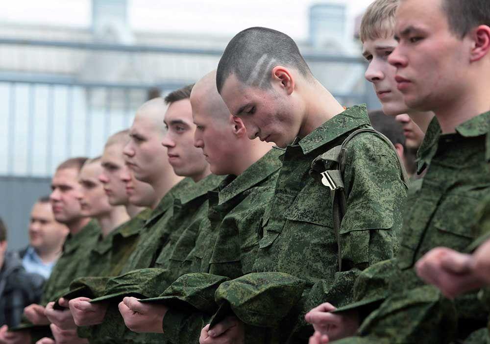 Феодосийские призывники будут служить на материке
