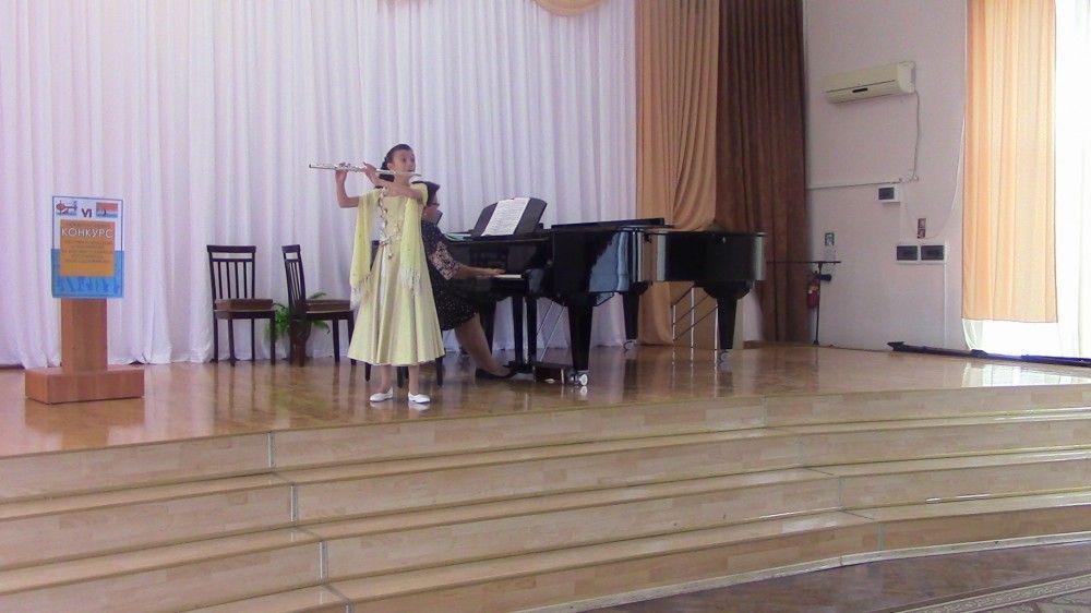 В Феодосии прошел отборочный тур Международного конкурса имени Должикова