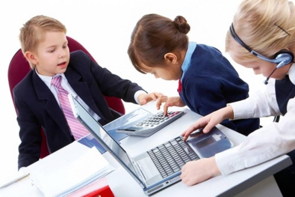 Феодосийских школьников обучают премудростям бизнеса