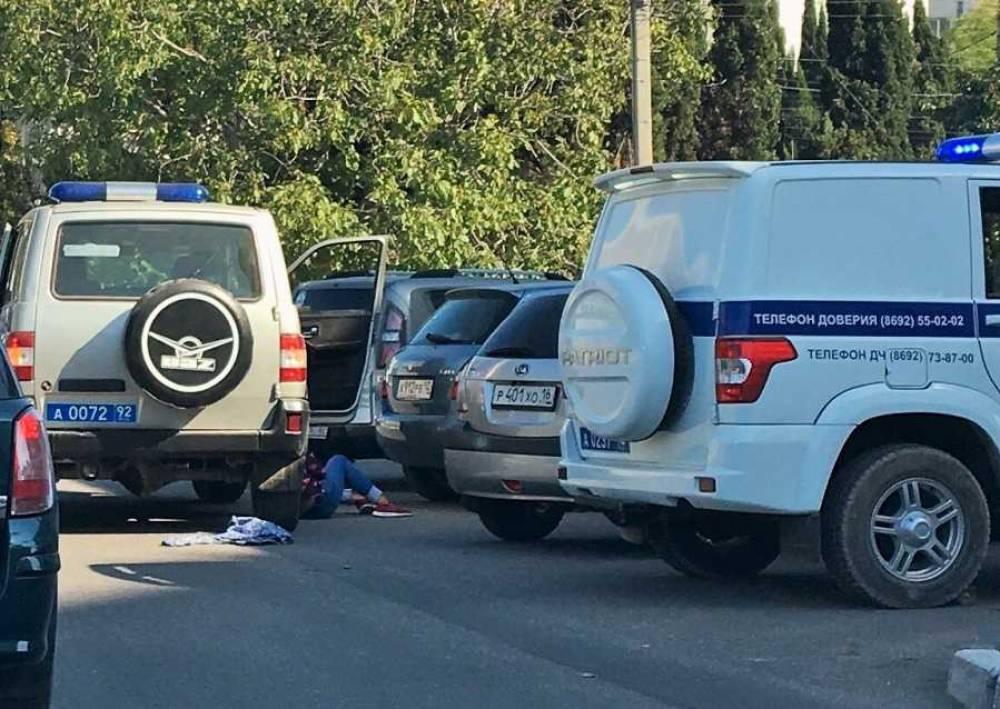 По встречке: в Севастополе столкнулись троллейбус и девочка-подросток