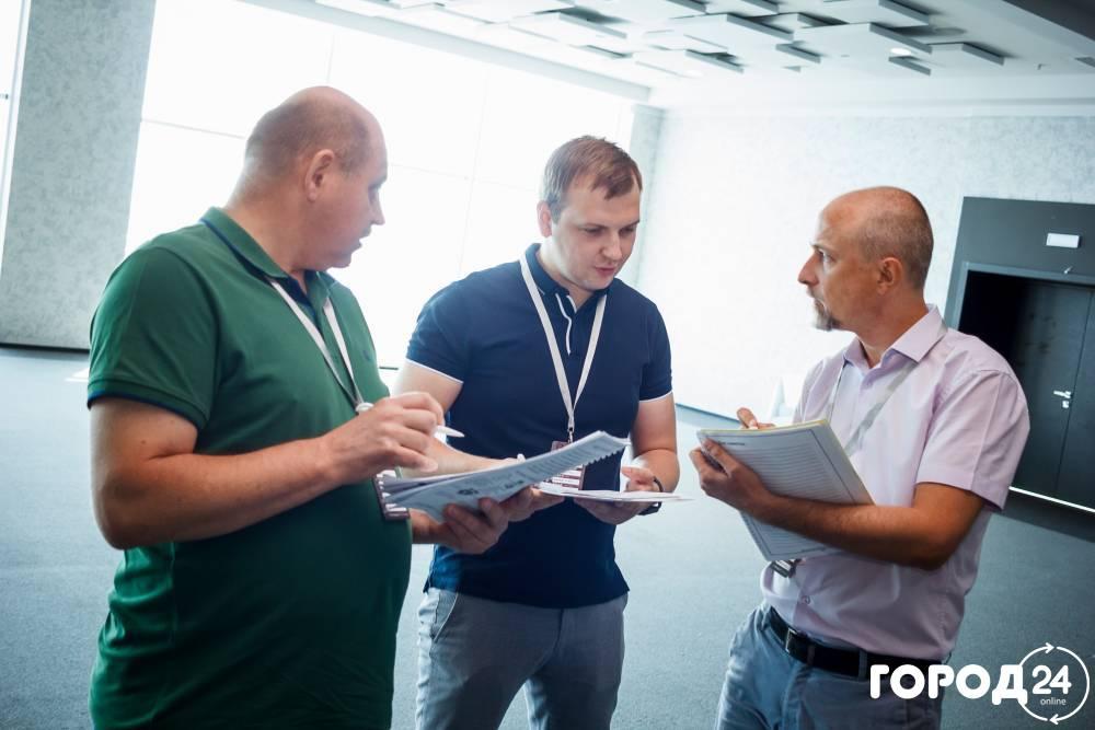 """Игорь Рызов """"прокачал"""" бизнес-сообщество Крыма"""