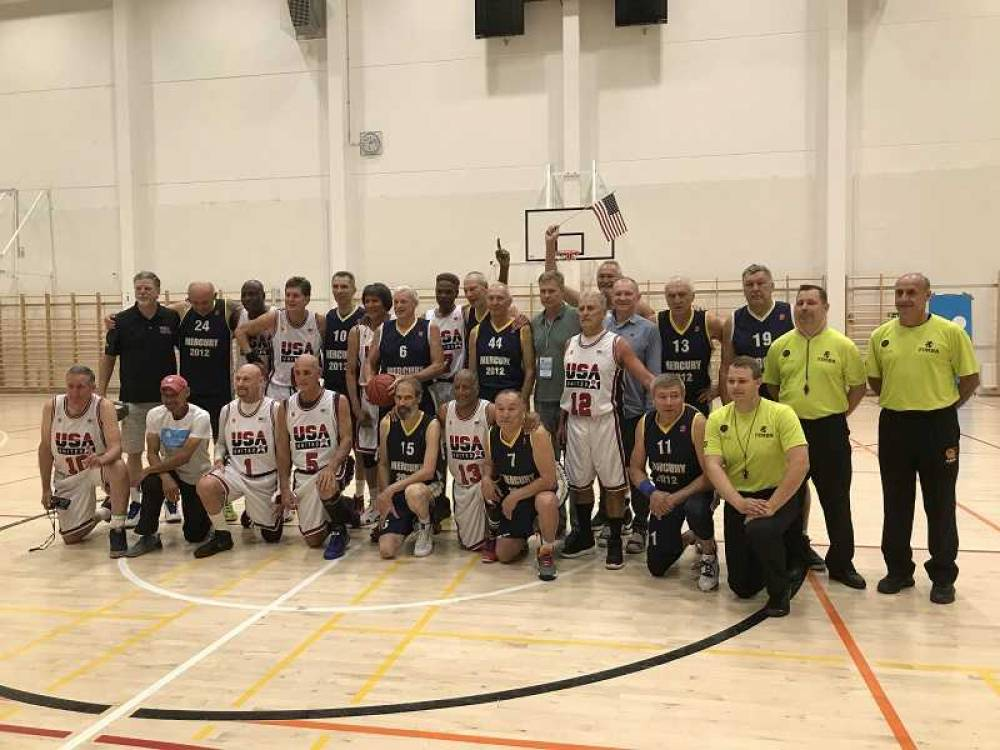 В Крым привезли серебро с чемпионата мира по баскетболу