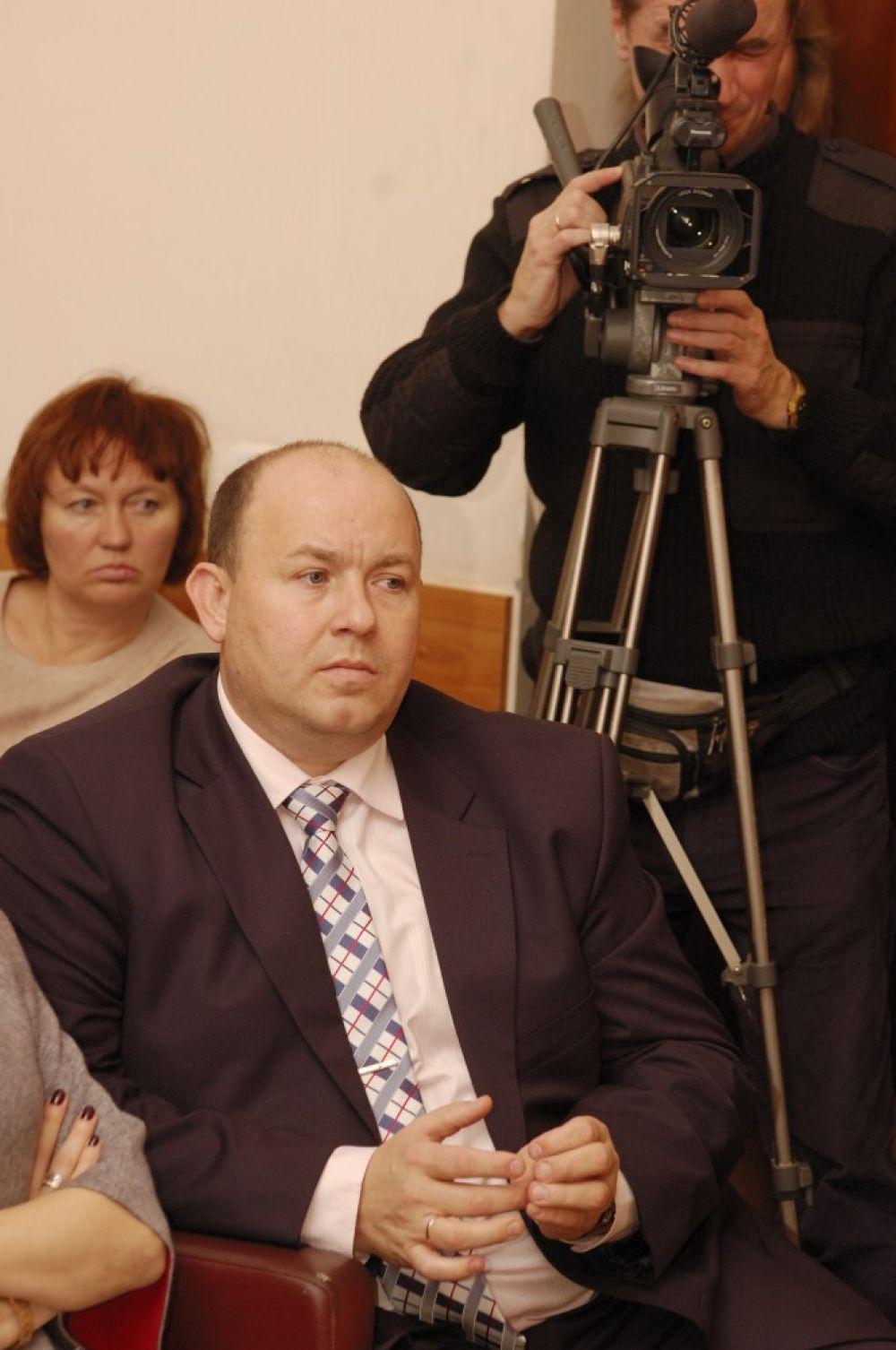 Первым заместителем главы администрации Феодосии стал Матвей Соломатин