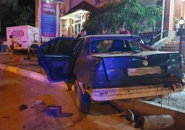 В час ночи в Феодосии произошло серьезное ДТП - феосети