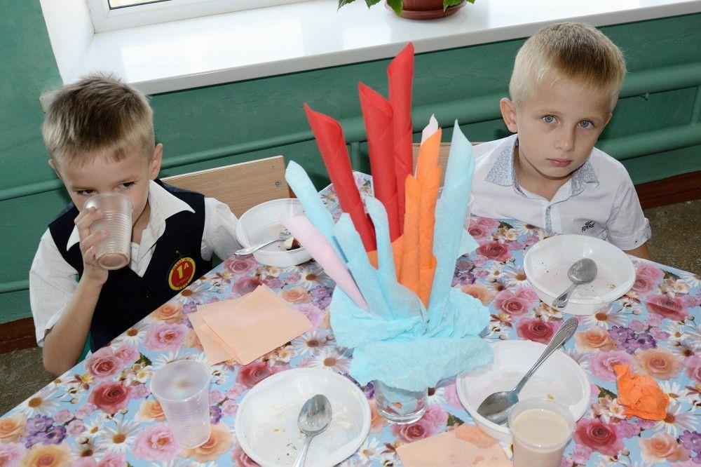 Феодосийские льготники в школе питаются на 50 рублей в день