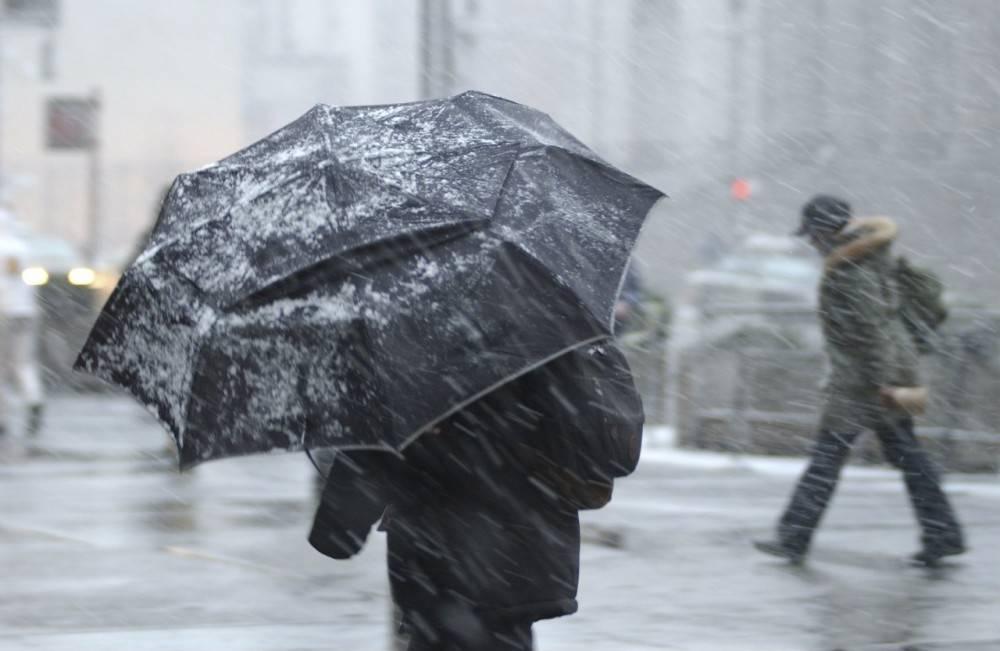 Синоптики ожидают в Крыму и в Феодосии сильный снег