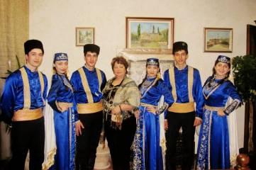 В Феодосии состоится отчетный концерт танцевального коллектива «Къара-Дагъ»