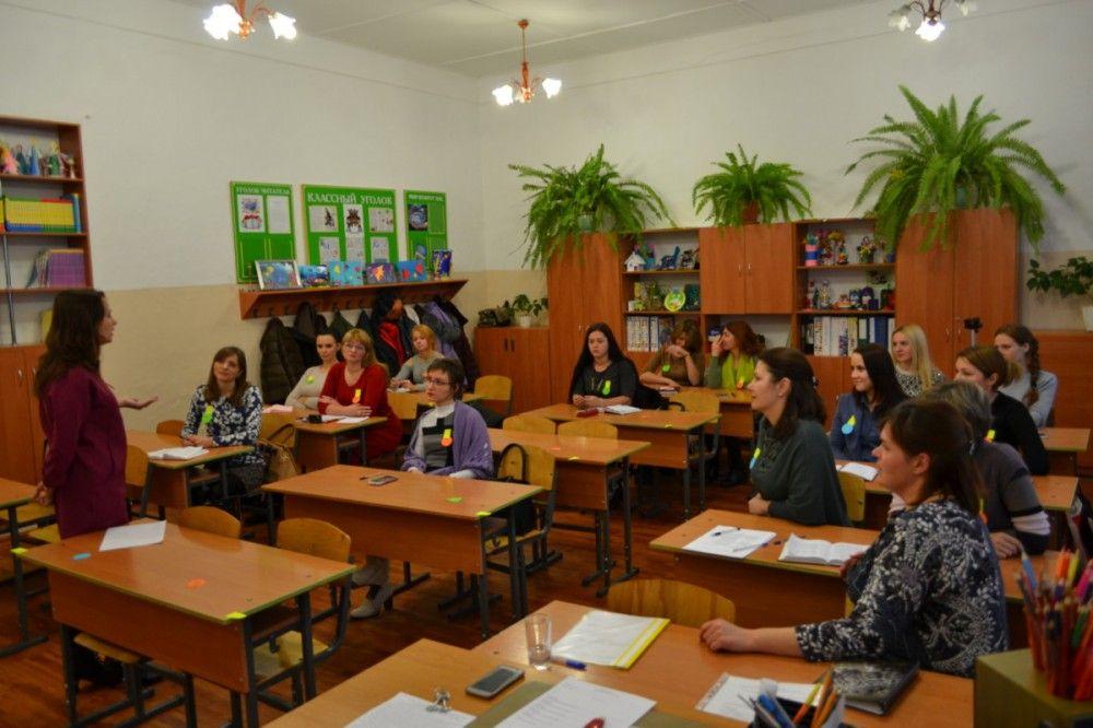 В Феодосии начала работу школа молодого учителя