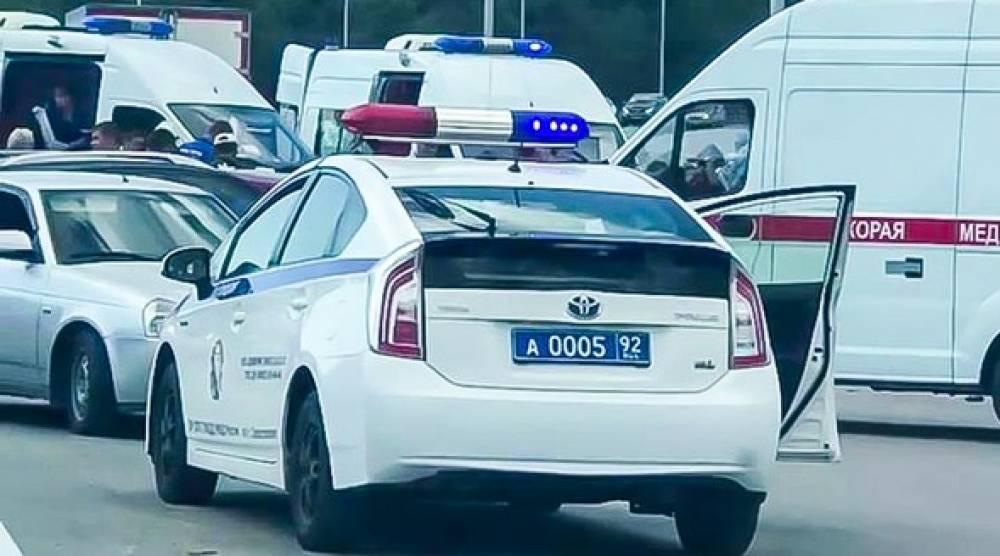 Пять человек пострадали в ДТП в Севастополе