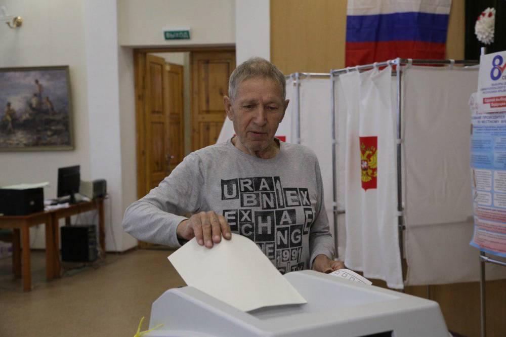 Где в Крыму сейчас самая высокая явка?