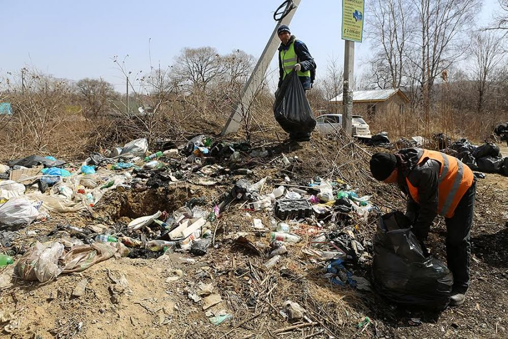 В Феодосии скоро наведут порядок с чистотой, заверили в администрации