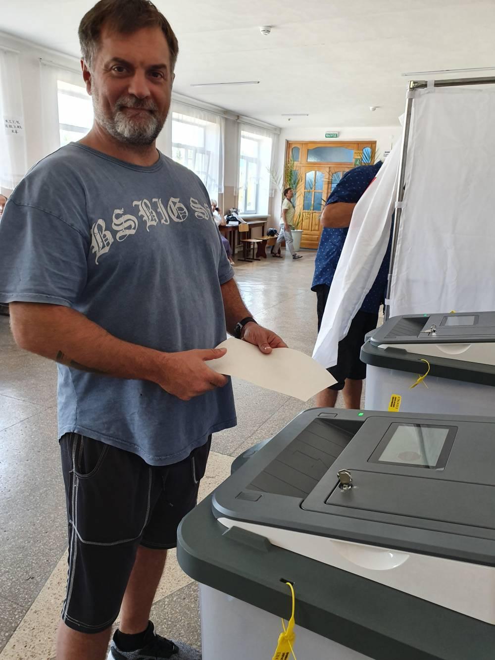Два часа до завершения голосования: явка в Феодосии на 18:00