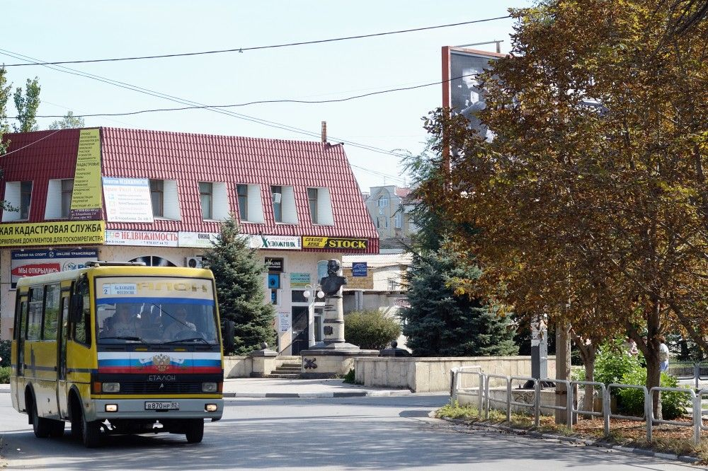 Весной в Феодосии обновится автобусный парк и остановки