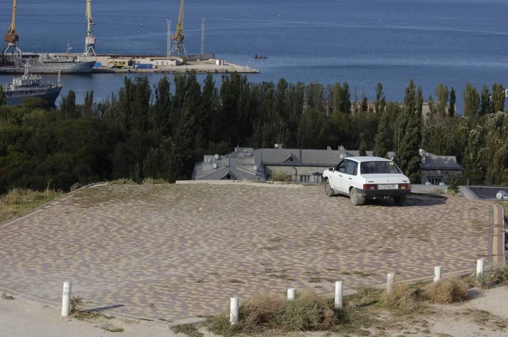 Феодосийские власти приведут в порядок холм Митридат и дорогу к нему