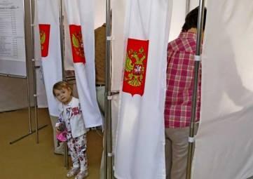 Голосование завершено и на Крым надвигается сильный ветер
