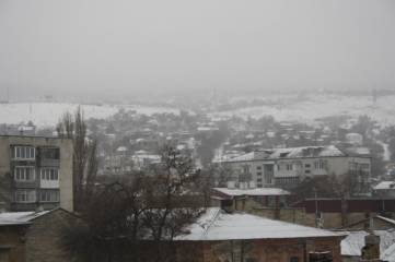 А снег идет...
