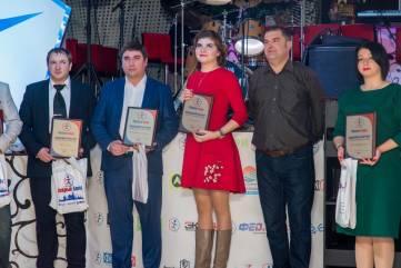 Фоторепортаж с церемонии награждения феодосийского конкурса «Народный бренд-2016»