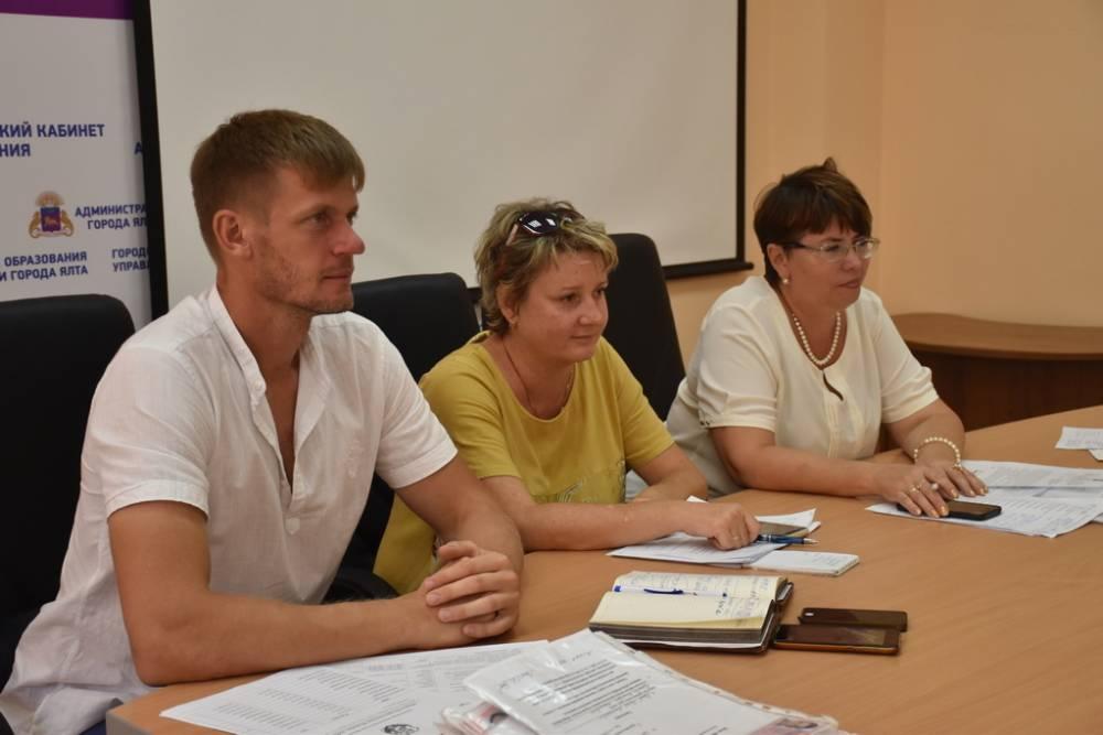 Ялтинских школьников приглашают в ряды «ЮНАРМИИ»