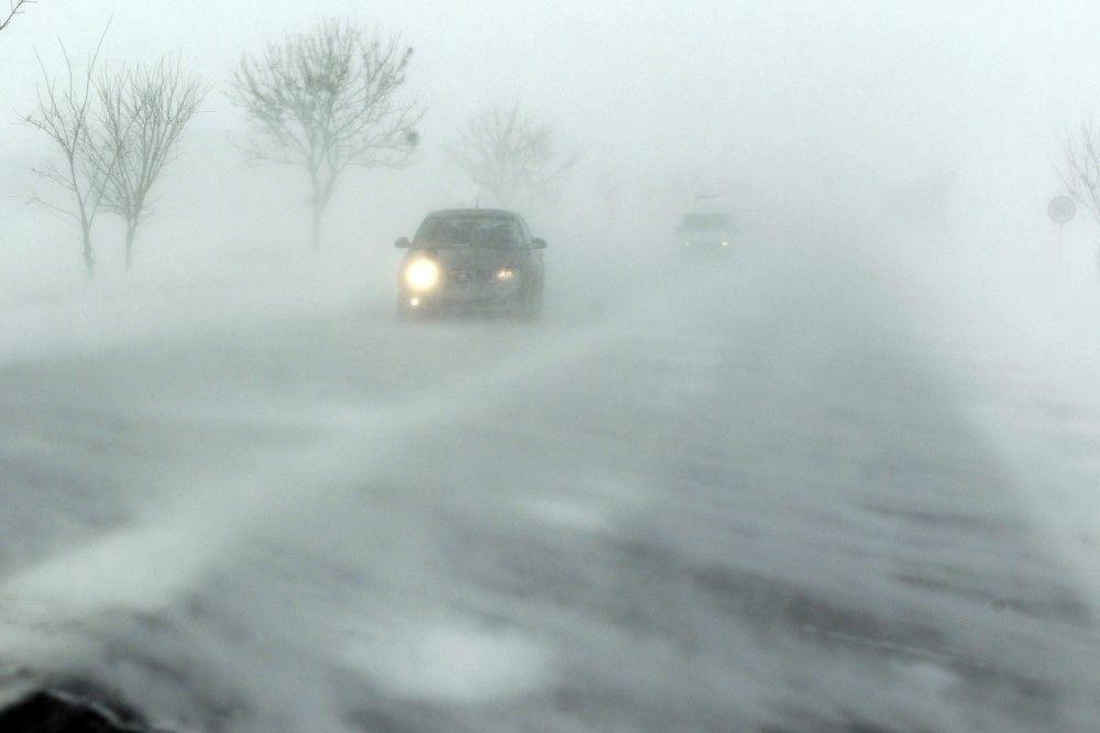 Завтра в Феодосии вновь ожидается сильный мокрый снег