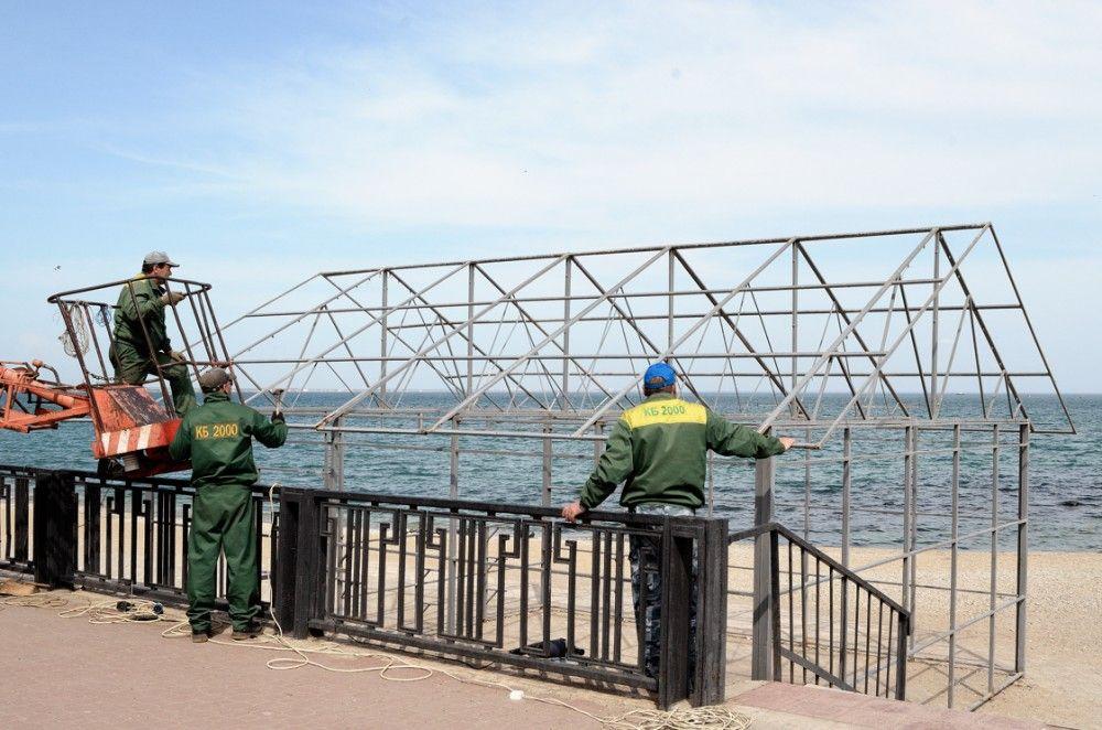 В Феодосии определено более 80 объектов под снос