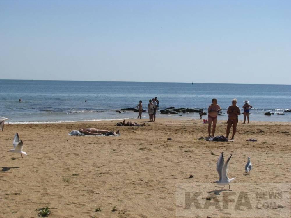 Бархатный сезон на Золотом пляже