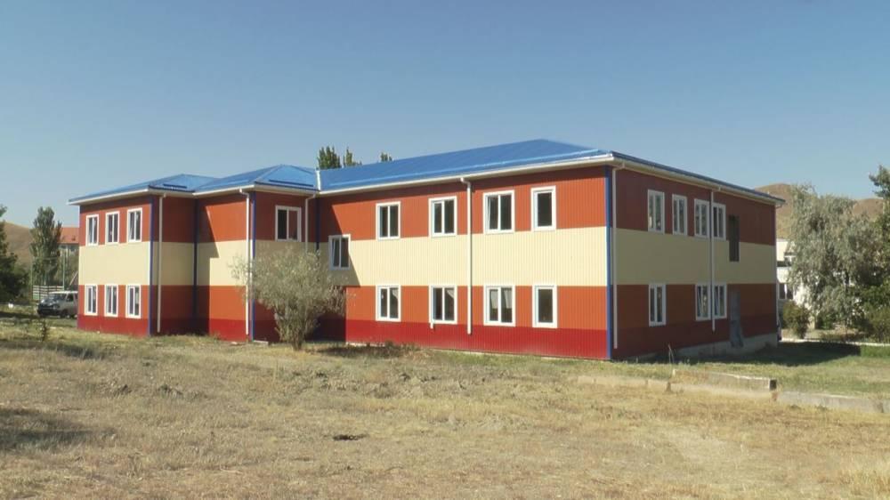 В пгт.Коктебель  откроют модульный детский сад