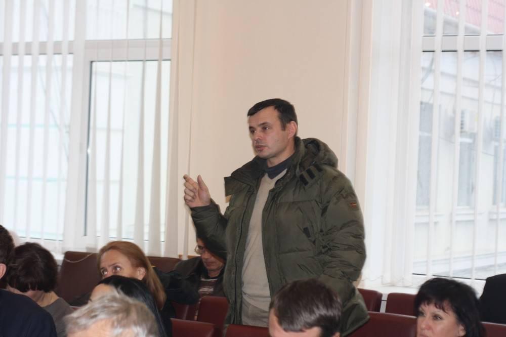 В Феодосии публично делили бюджет