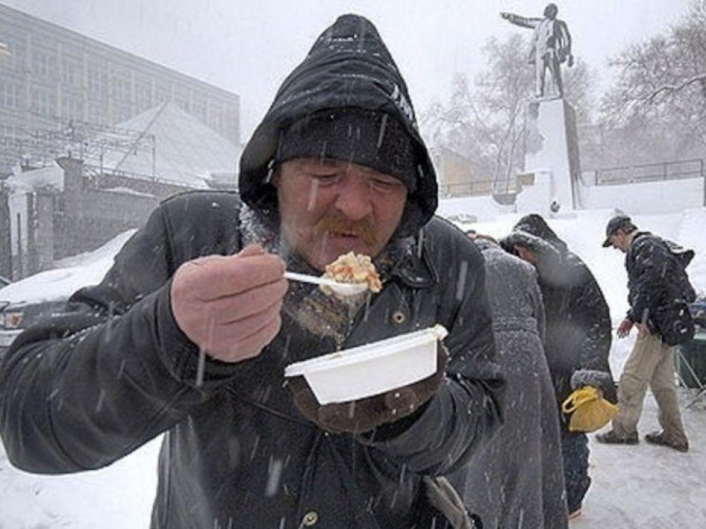 В Феодосии организовали бесплатные обеды для бездомных