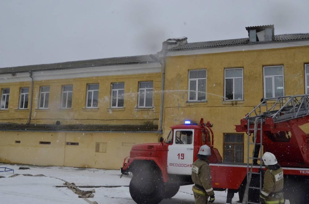 В Феодосии идет операция «Новый год»