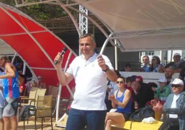 Быть или не быть пляжному волейболу в Феодосии?