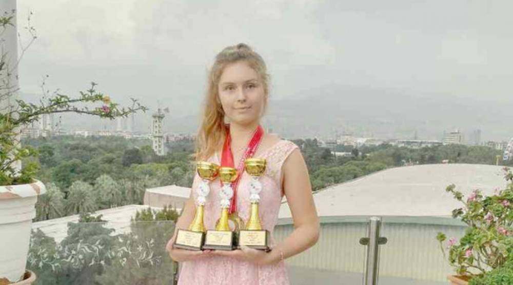 Юная крымчанка выиграла международные соревнования по шашкам в Турции