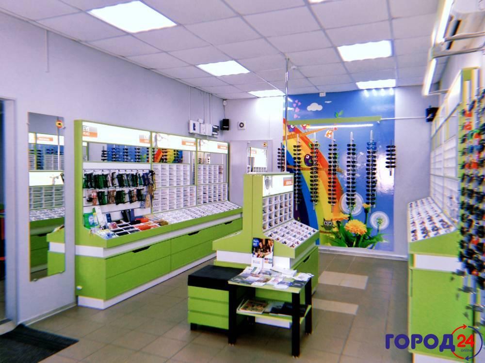 Салон-магазин «Семейная оптика»
