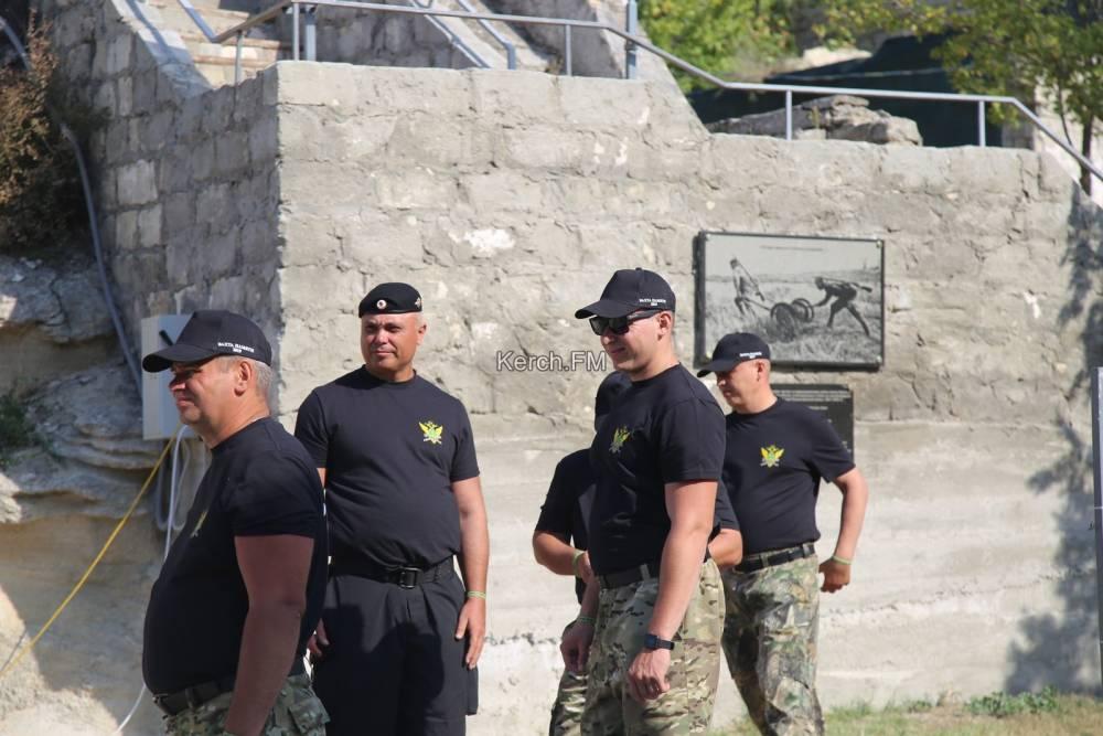 Открытие Всероссийской вахты памяти «Крымфронт-Аджимушкай-Эльтиген» прошло в Керчи