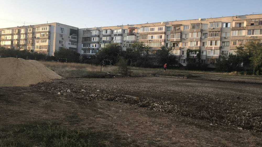В Феодосийском округе появится 5 новых спортплощадок  для сдачи нормативов ГТО