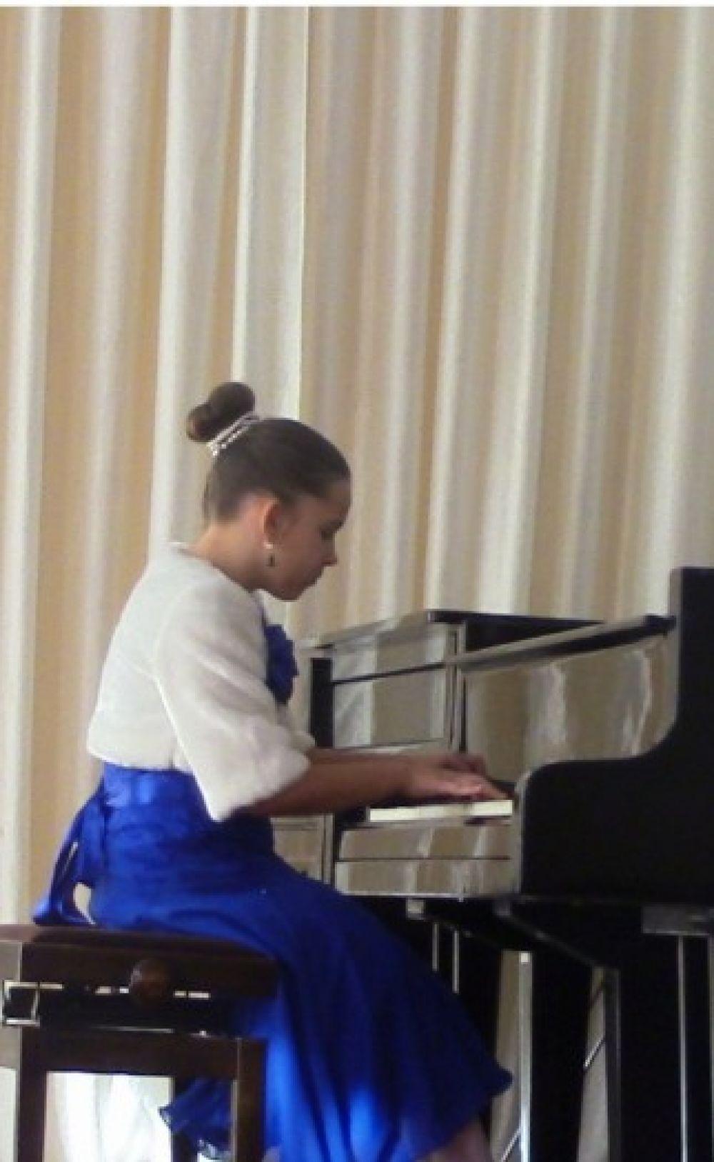 Победы юных музыкантов из Феодосии