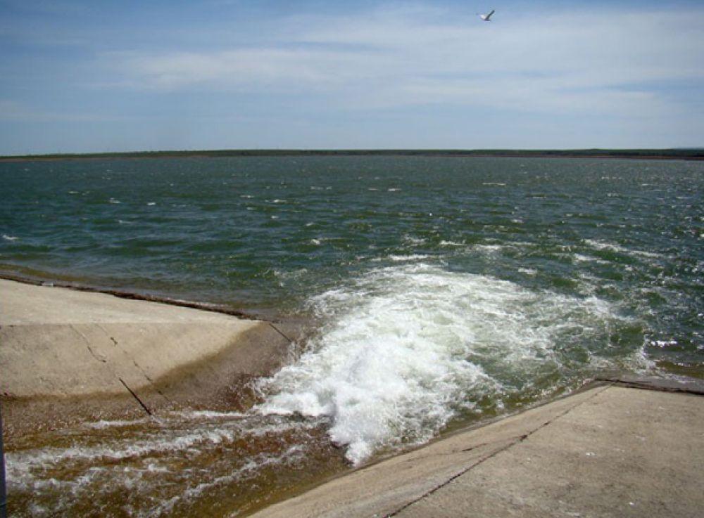 Запасов воды в Феодосии едва хватит на месяц
