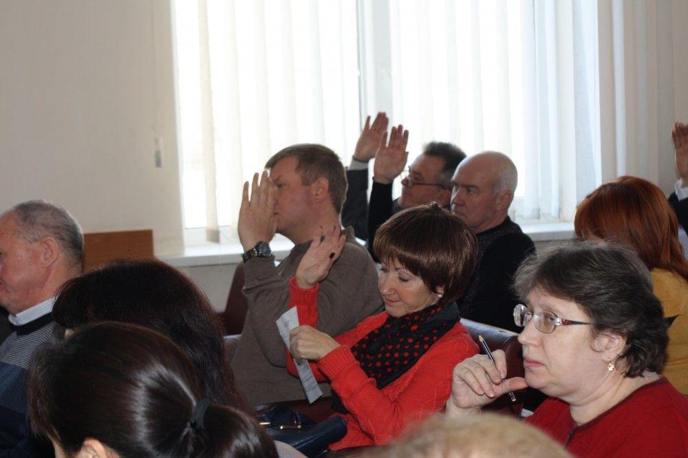 В Феодосии приняли бюджет