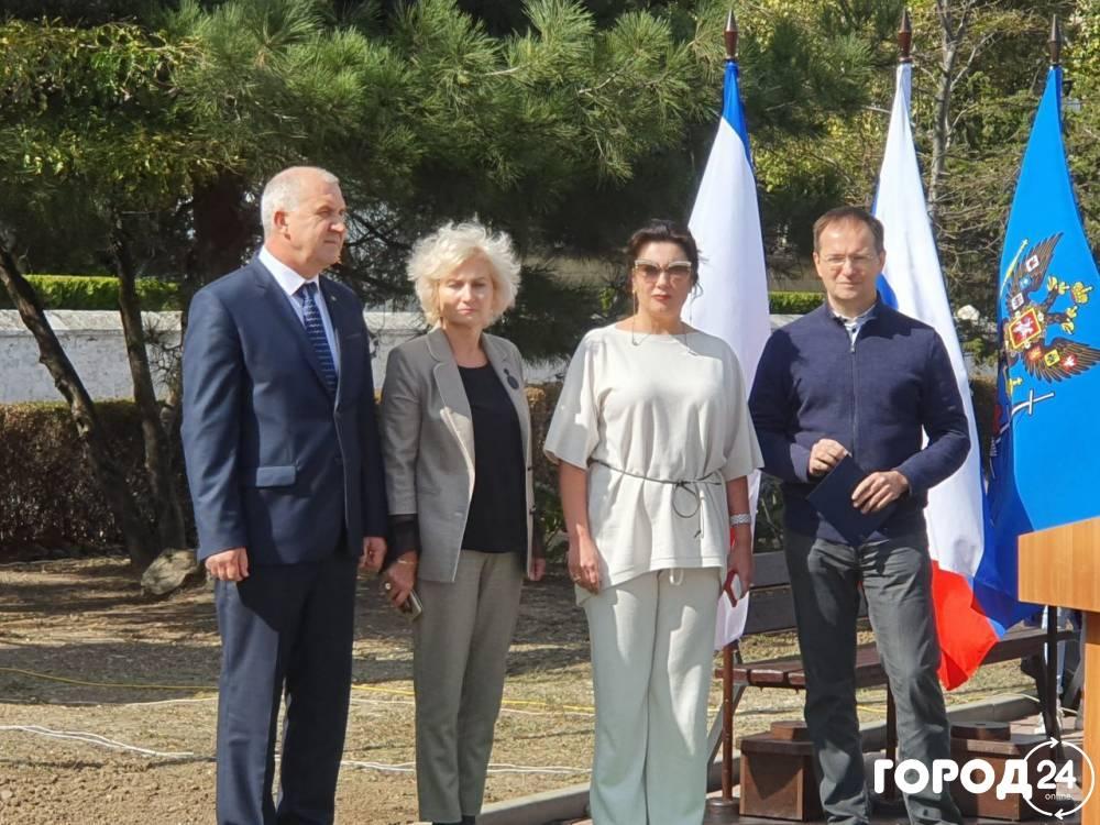 Министр культуры РФ посетил Феодосию