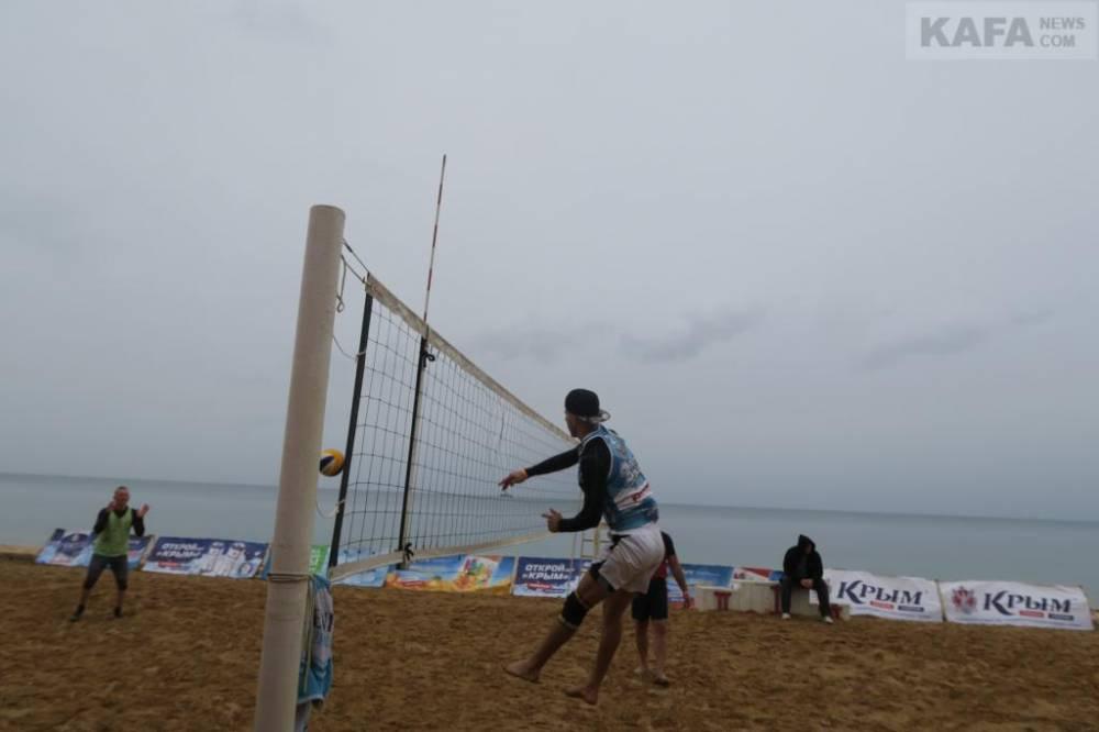 Открытый кубок по пляжному волейболу «Феодосия Атлантик 2019» (фоторепортаж)