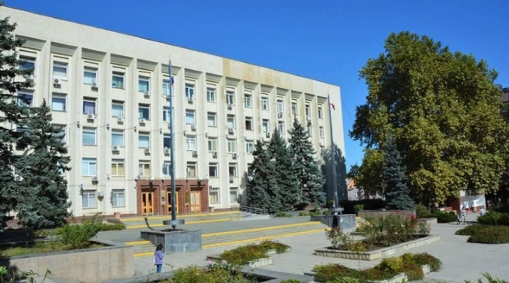 Конкурс на должность главы администрации Симферополя объявят через неделю
