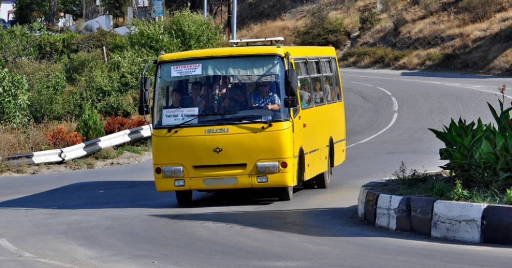 До 1 октября в Судаке прекратят работу ряд сезонных автобусных маршрутов