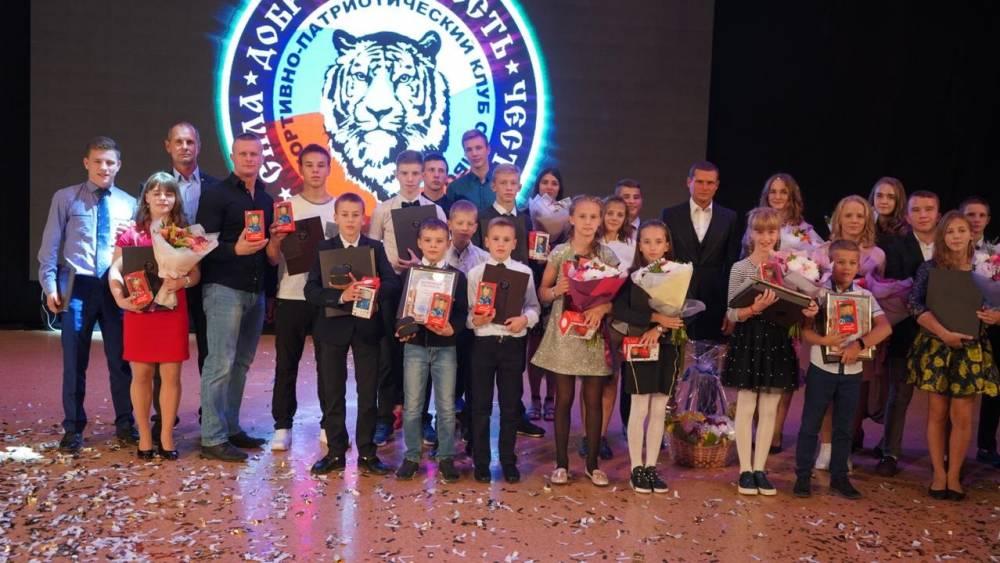 Клуб самбо «Слава» концертом отметил день рождения