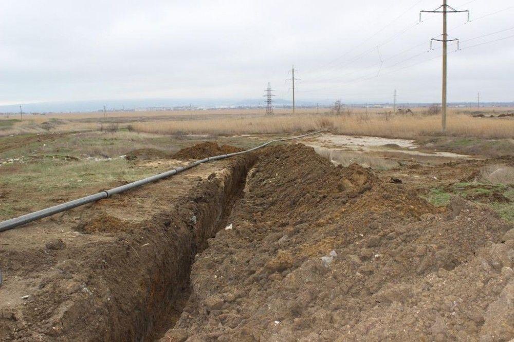 В феодосийском Узловом в следующем году построят систему водоснабжения